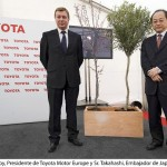 Sr. Leroy y Sr. Takahashi, Illescas 9 marzo