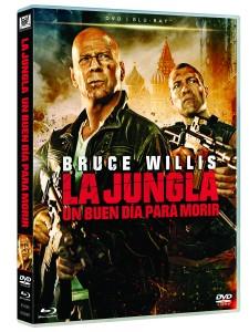 3D LA JUNGLA UN BUEN DIA PARA MORIR DVD
