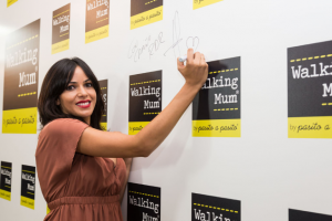 Raquel del Rosario presenta Walking Mum
